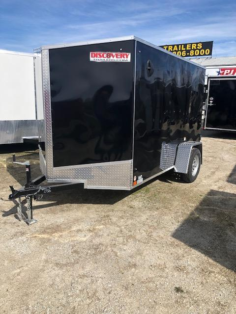 2022 Discovery Rover ET 6X10 Single Axle Trailer $4100