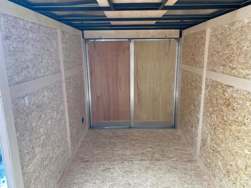 2022 Stealth Trailers Mustang Enclosed Cargo Trailer