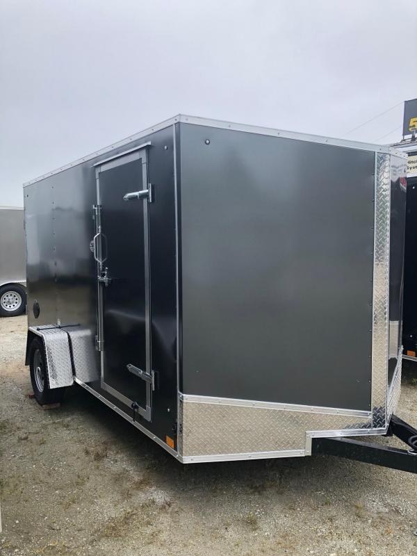 2022 Discovery Rover ET 6X12 Single Axle Cargo Trailer $4900