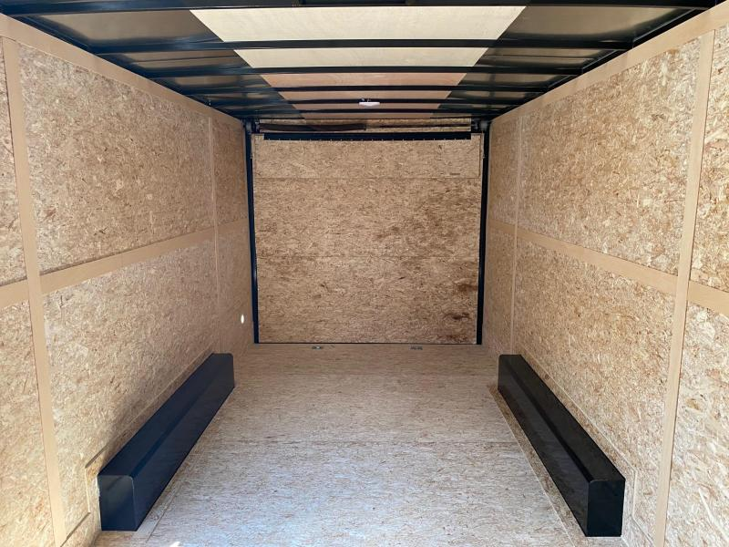 2022 Discovery Challenger ET 8.5X20 10K GVWR Enclosed Trailer $10350