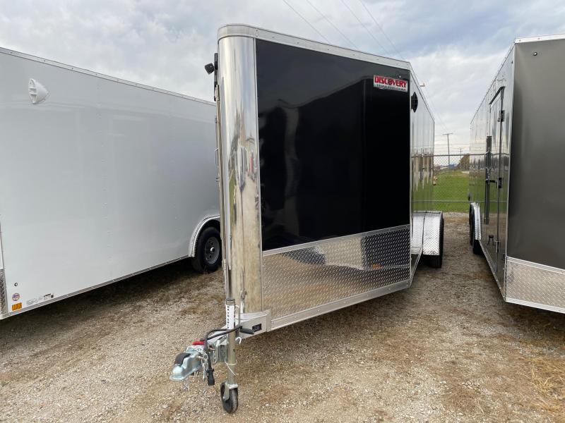 2021 Discovery Aerolite 7X23 7K GVWR Snowmobile Trailer $8640