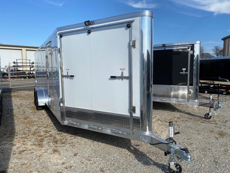 2022 Discovery Aerolite 7x27 7K GVWR Snowmobile Trailer  $11400