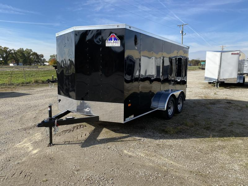 2021 Haul-About Bobcat 7x14 7K GVWR Enclosed Cargo Trailer $3860