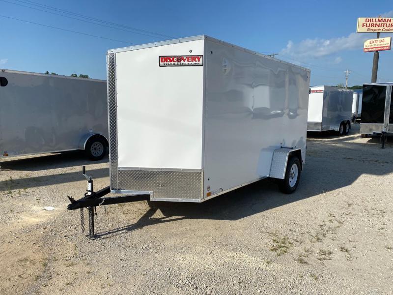 2022 Discovery Rover ET 6X10 Single Axle Cargo Trailer $4600