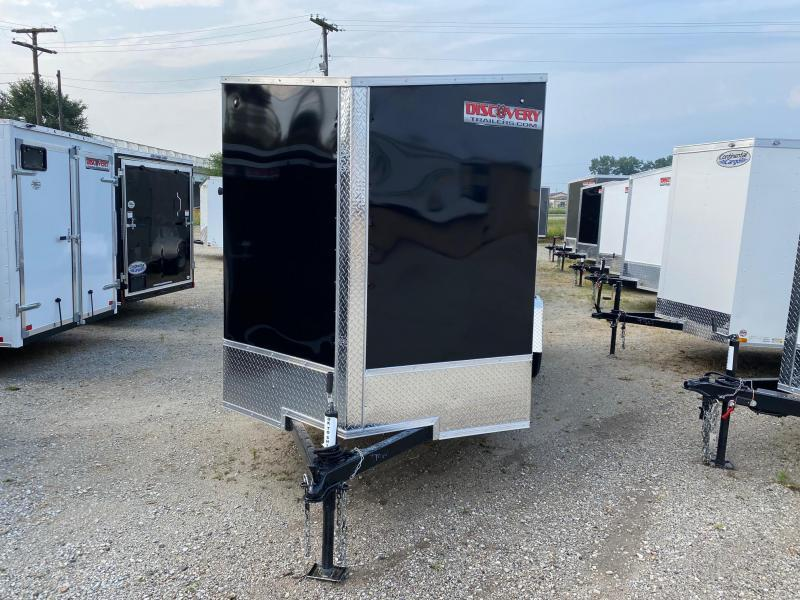 2022 Discovery Rover ET 6X12 7K GVWR Enclosed Cargo Trailer $5800