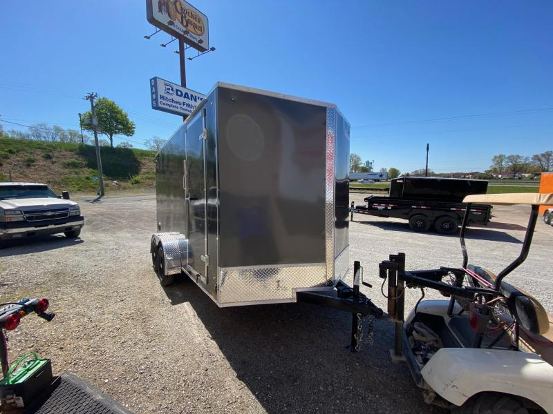 2022 Discovery Rover ET 7X14 7K GVWR Cargo Trailer $6625