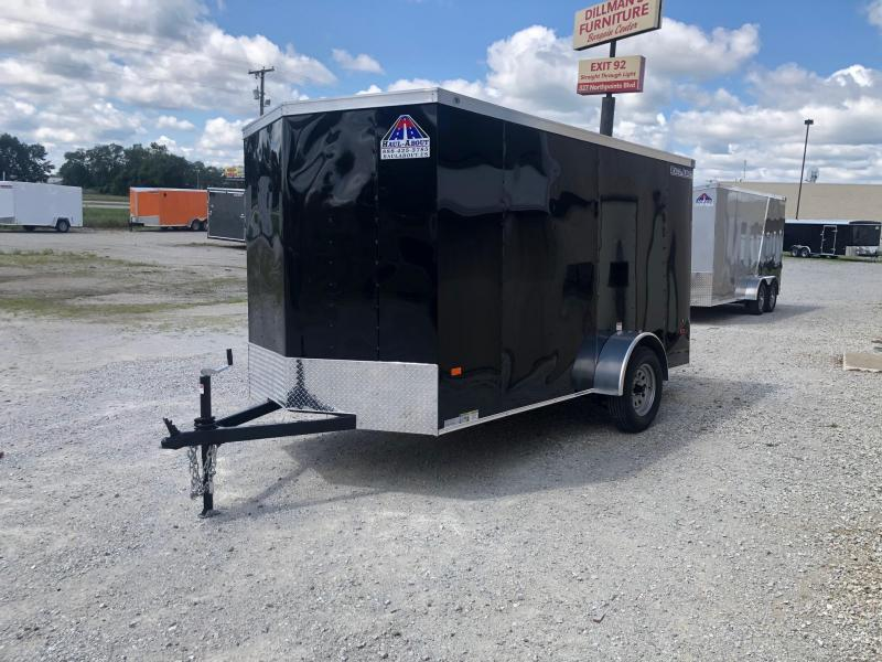 2021 Haul-About Bobcat 6x12 Enclosed Cargo Trailer $2400