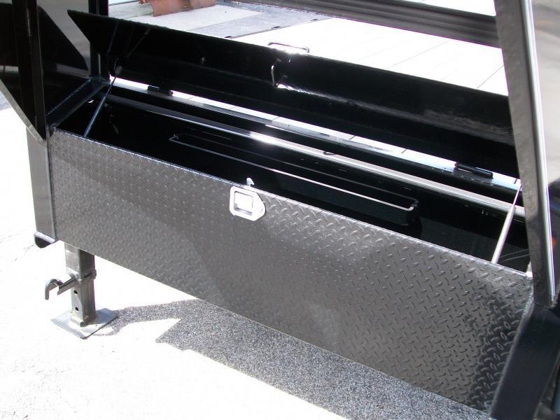 2020 PJ LS 102' X 25' 15680 GVWR Flatbed Deckover Trailer $6995