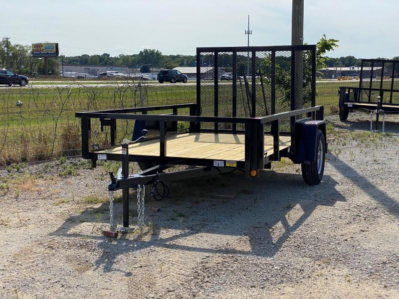 2021 Quality Steel 6X10 Utility Trailer  $1640