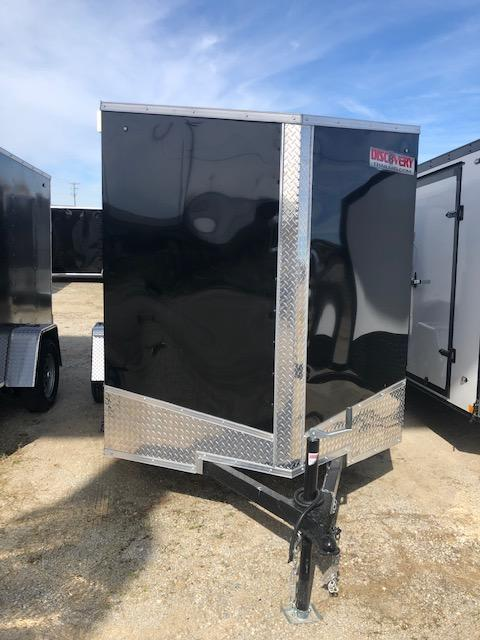 2022 Discovery Rover ET 6X12 Single Axle Trailer $4500
