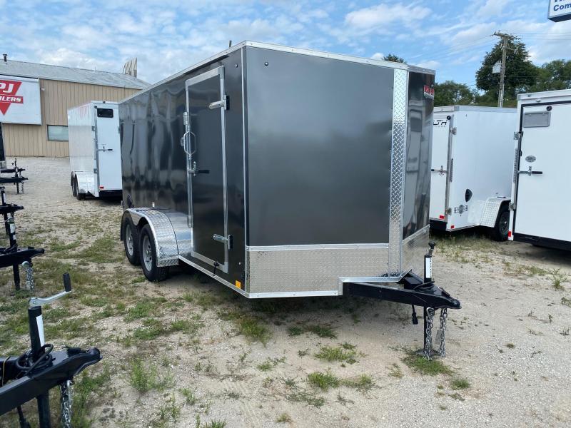 2022 Discovery Rover ET 7X14 7K GVWR Cargo Trailer  $7100
