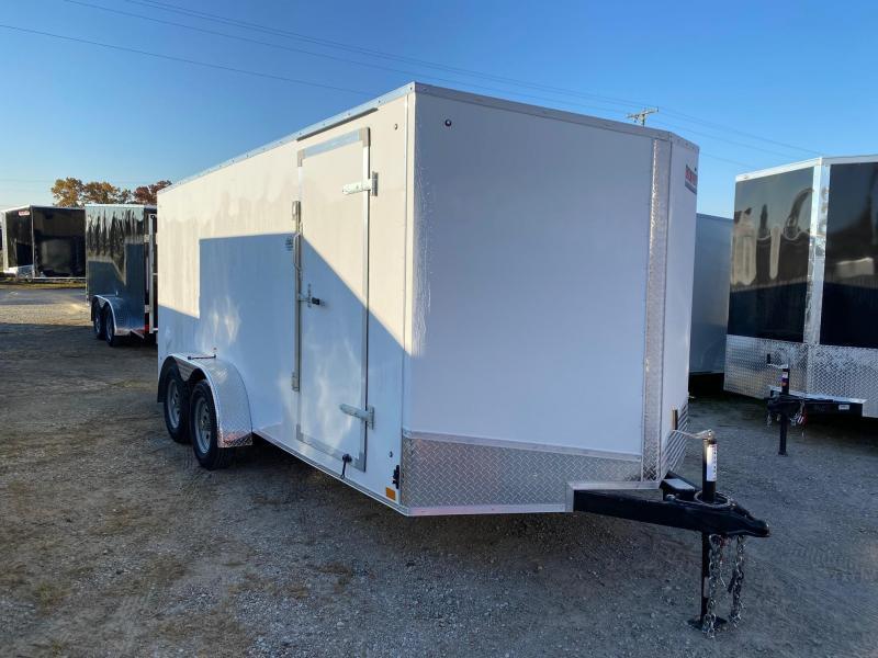 2022 Discovery Rover ET 7X16 7K GVWR Cargo Trailer  $7450