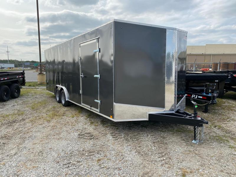 2021 Discovery Challenger ET 8.5X24 10K GVWR Enclosed Cargo Trailer $7275