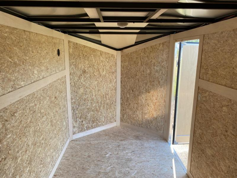 2022 Stealth Mustang 6x12 Enclosed Cargo Trailer $6300