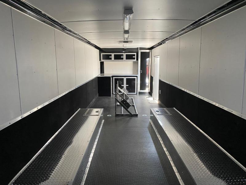 2022 Discovery Challenger SE 8.5x34 TTA3 Enclosed Car Trailer on Sale $29900
