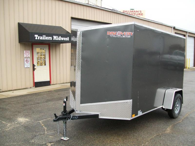 2021 Discovery Rover ET 6X10 Single Axle Trailer $2700
