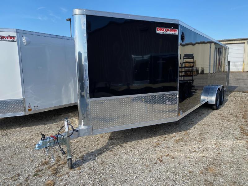 2021 Discovery Aerolite 7x27 7K GVWR Snowmobile Trailer  $7775