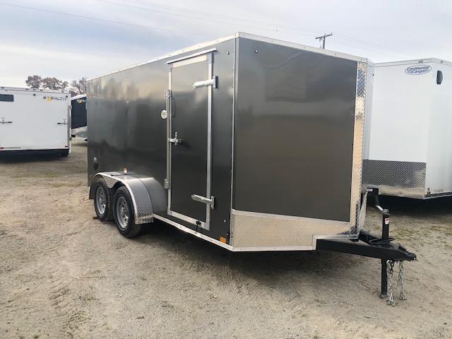 2021 Discovery Rover ET 7X14 7K GVWR Cargo Trailer  $5000