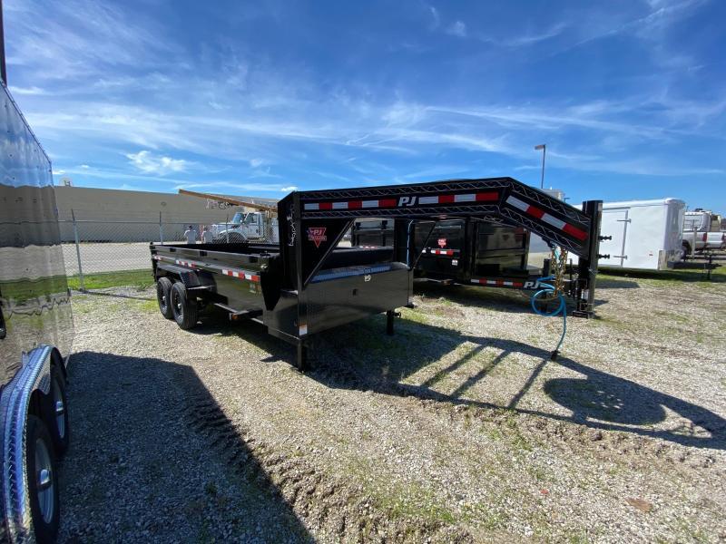 """2021 PJ DL 83""""X16' 15680K GVWR Dump Trailer $9350"""