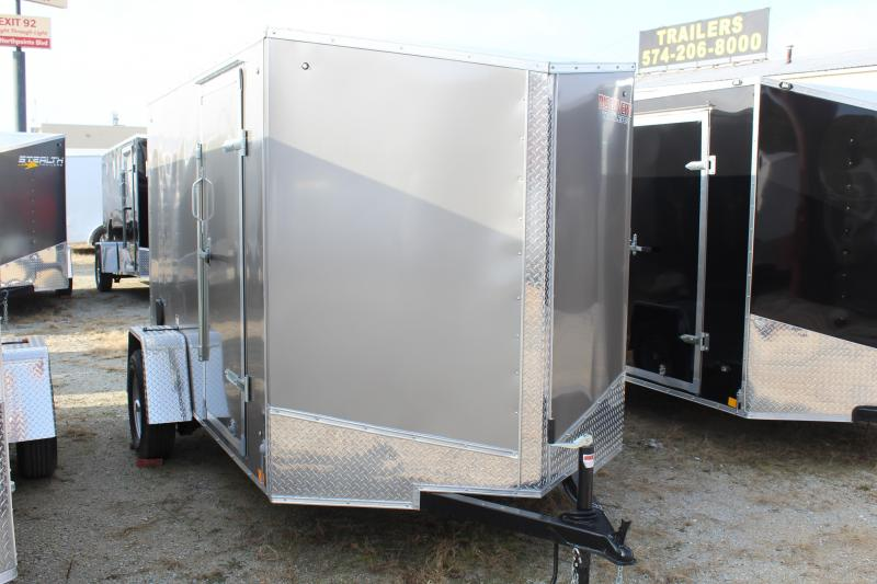 2021 Discovery Rover ET 6X12 Single Axle Cargo Trailer $2900