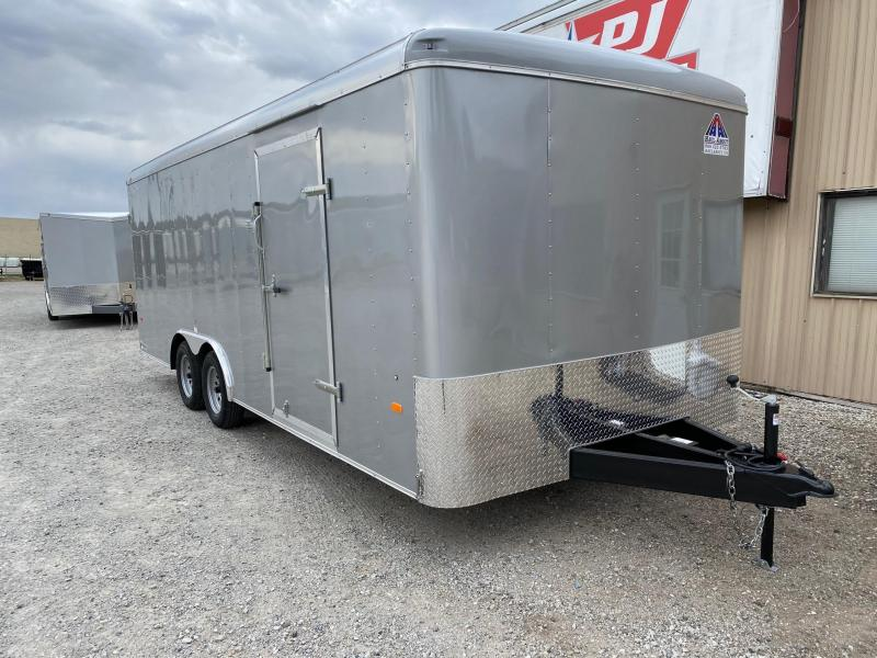 2020 Haul-About Lnyx 8.5x20 7K GVWR Enlcosed Car Hauler $5575