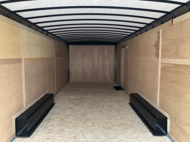 2020 Haul-About Lnyx 8.5x20 7K GVWR Enlcosed Car Hauler $5575