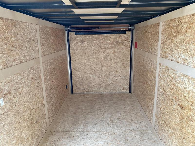 2022 Stealth Mustang 6x14 Enclosed Cargo Trailer  $4900