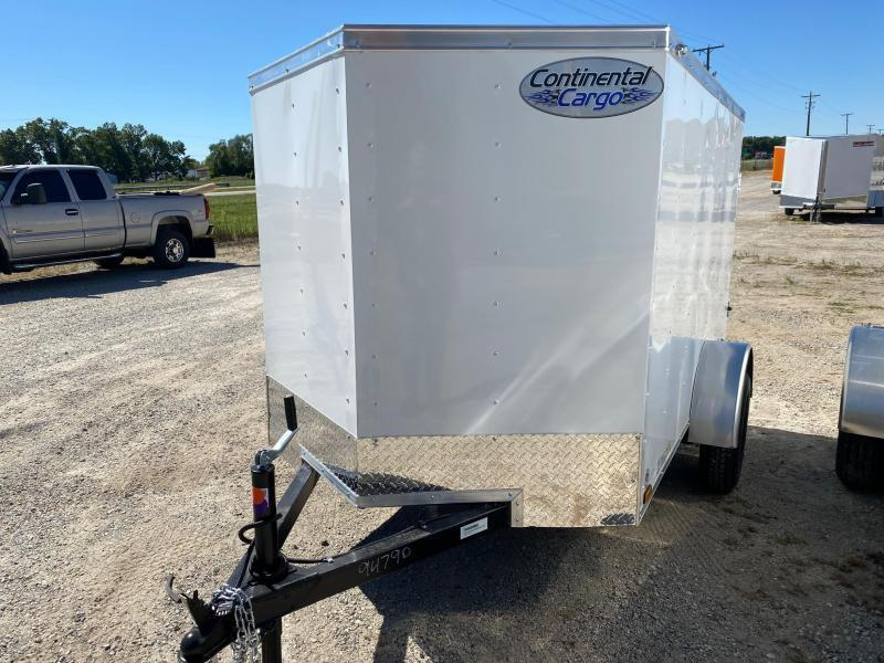 2021 Continental RS Series 5X8 Cargo Trailer $1900