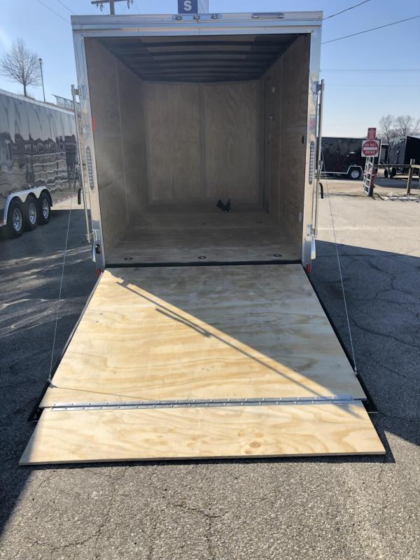 2020 Continental V-Series 7X14 7K GVWR Enclosed Cargo Trailer $4600