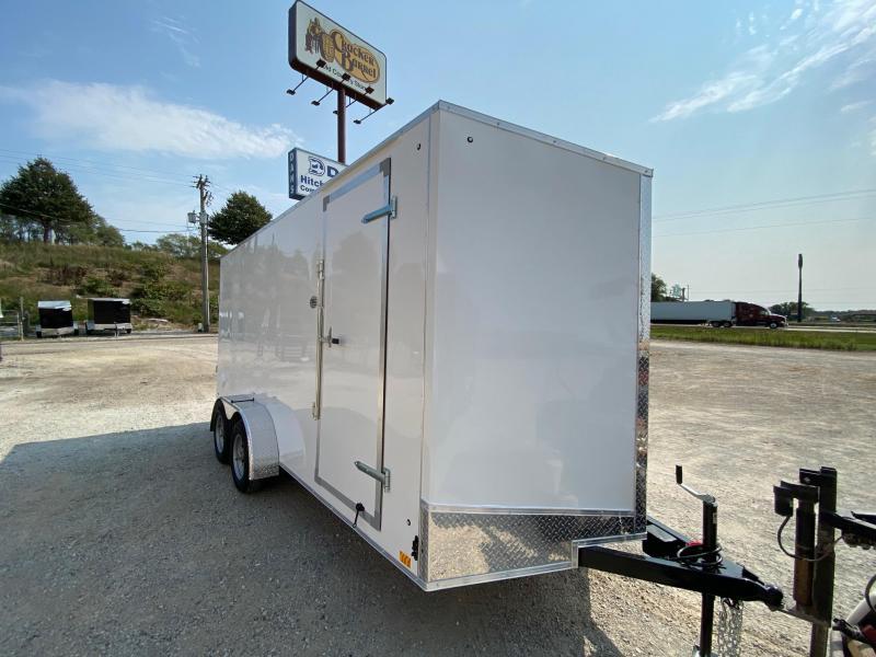 2021 Discovery Rover ET 7X16 7K GVWR Cargo Trailer $4820