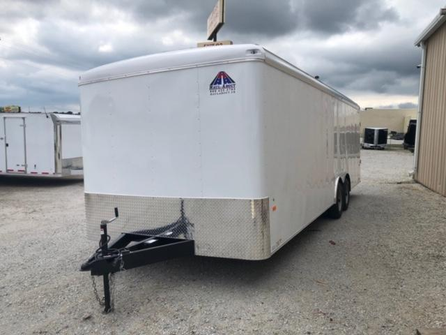 2020 Haul-About Lnyx 8.5x24 10K GVWR Enlcosed Car Hauler $6445