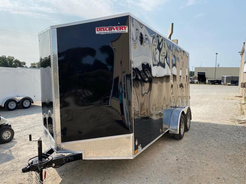 2022 Discovery Rover ET 7X16 7K GVWR Cargo Trailer $7525