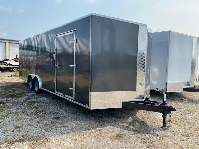 2022 Discovery Challenger ET 8.5X24 10K GVWR Enlcosed Car Trailer  $10000