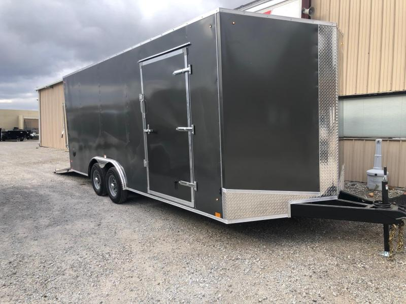 2020 Discovery Challenger ET 8.5X20 10K GVWR Enclosed Trailer $6680