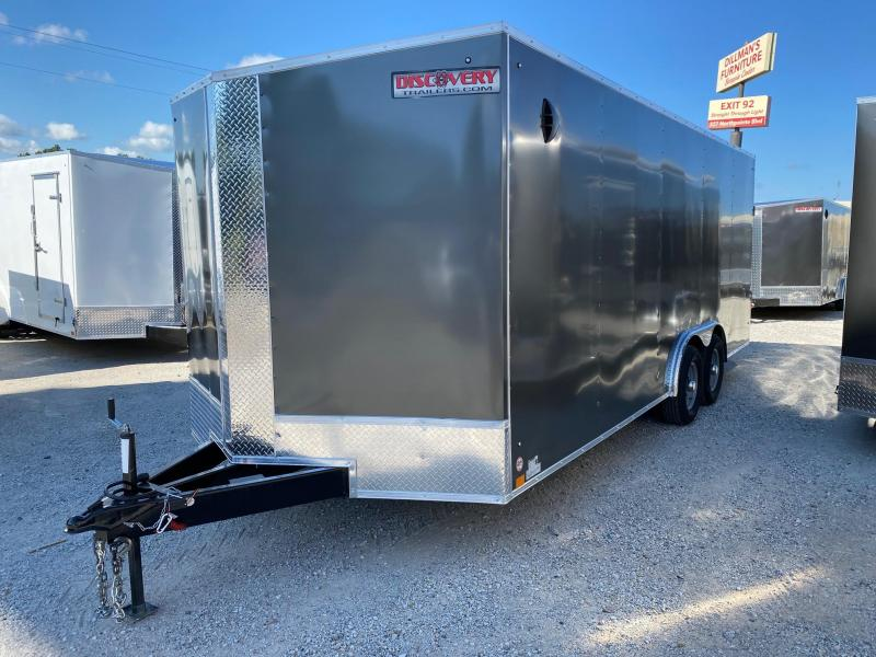 2022 Discovery Challenger ET 8.5X20 10K GVWR Enclosed Trailer $10000