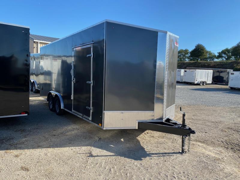 2022 Discovery Challenger ET 8.5X20 7K GVWR Enclosed Car Trailer $9602