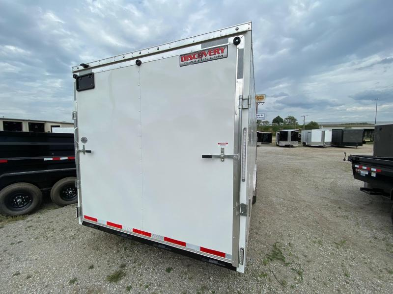 2022 Discovery Challenger SE 8.5 x 28 Car / Racing Trailer $18335