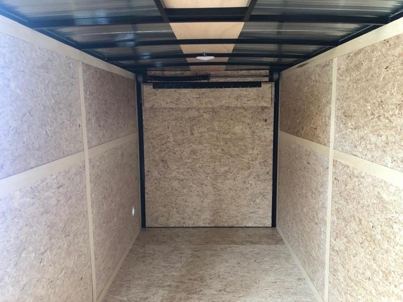 2021 Discovery Rover ET 6X14 7K GVWR Cargo Trailer $4390