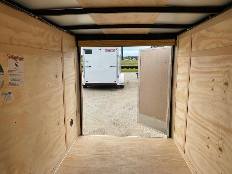 2022 Continental Cargo VHW Enclosed Cargo Trailer