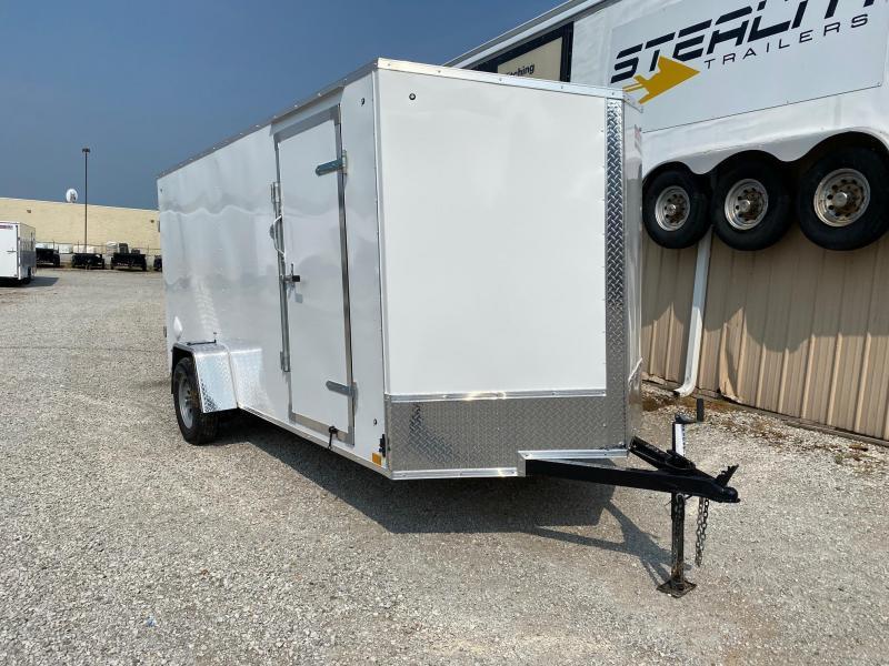 2022 Discovery Rover ET 6X14 Single Axle Cargo Trailer $5200