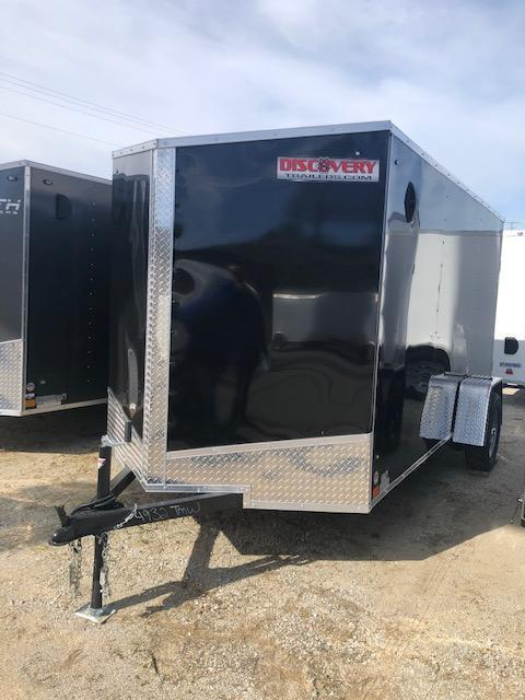 2021 Discovery Rover ET 6X12 Single Axle Trailer $3200