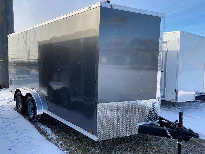 2021 Continental V-Series 7.5X16 7K GVWR Enclosed Cargo Trailer $5450