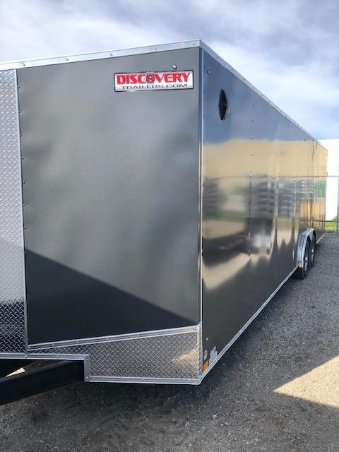 2022 Discovery Challenger ET 8.5X28 10K GVWR Car Trailer $10525