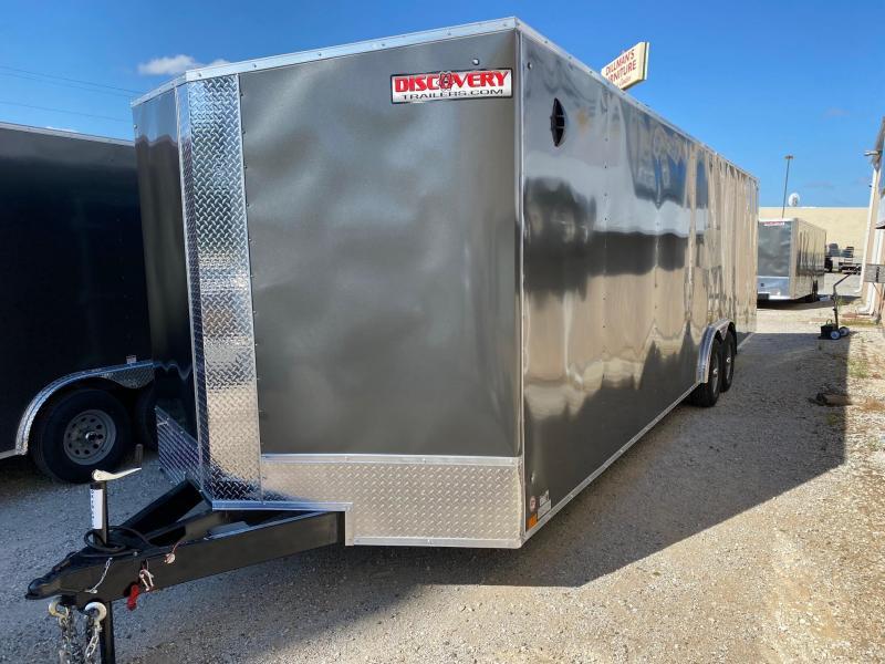 2022 Discovery Challenger ET 8.5X28 10K GVWR Car Trailer $11100