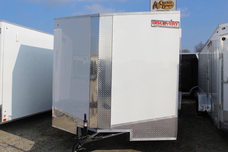 2021 Discovery Challenger ET 8.5X20 10K GVWR Enclosed Trailer $6350