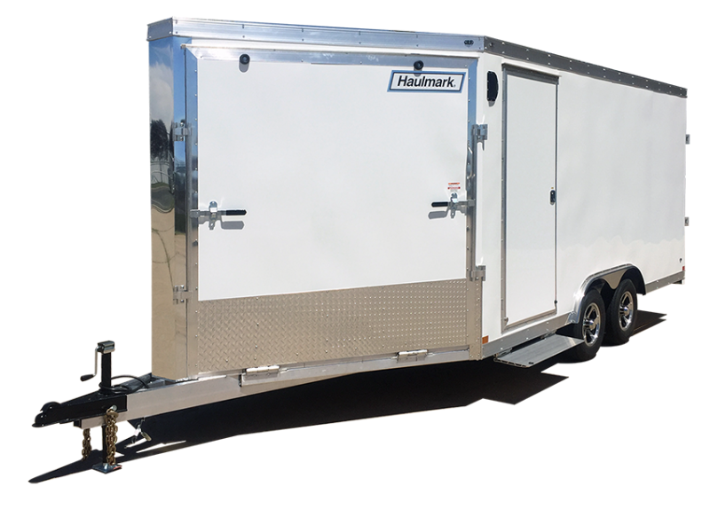 2020 Haulmark VTM8528T2 Snowmobile Trailer
