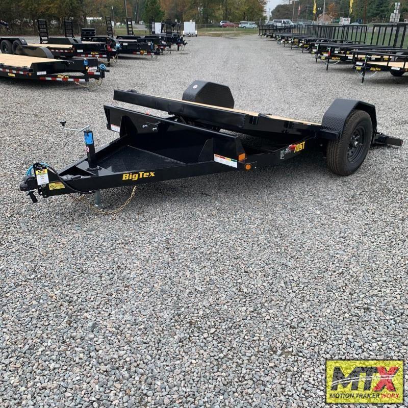 2022 Big Tex 13ft 70ST 7K Tilt Equipment Trailer