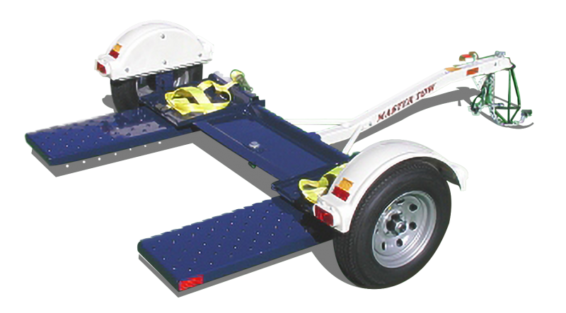 2021 Master Tow 80T Tow Dolly w/ Surge Brakes
