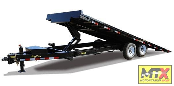 2020 Big Tex 22' 14OT 14K Tilt Trailer
