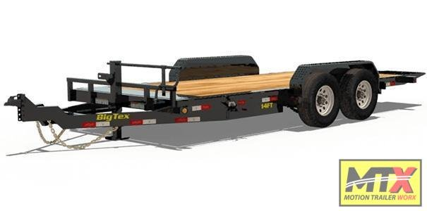 2021 Big Tex 22' 14TL 14K Tilt Trailer